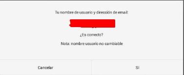 appkarma confirmacion de registro