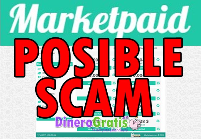 Marketpaid scam
