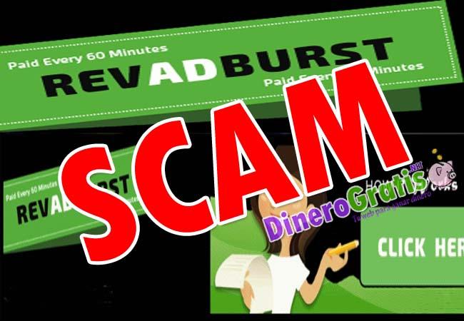 revadburst scam