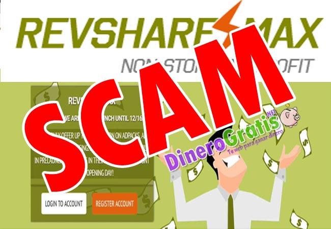 revsharemax scam