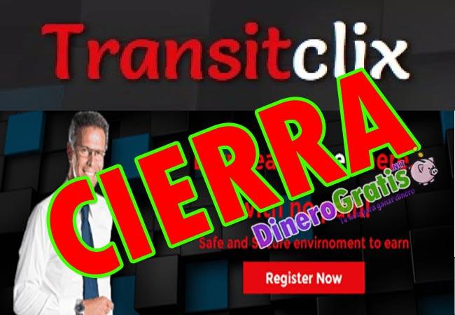 transitclix cierra