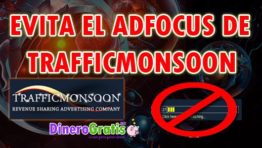 evitar adfocus trafficmonsoon