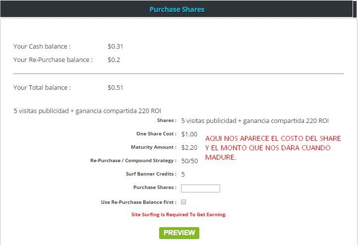 Fortadpays comprar shares informacion