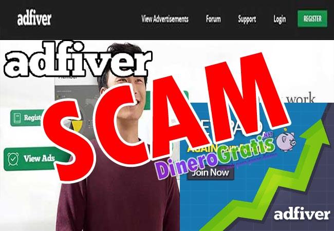 adfiver scam