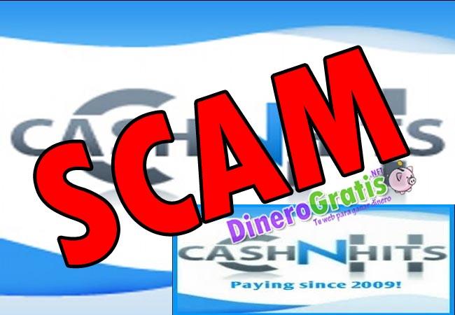 cashnhits scam