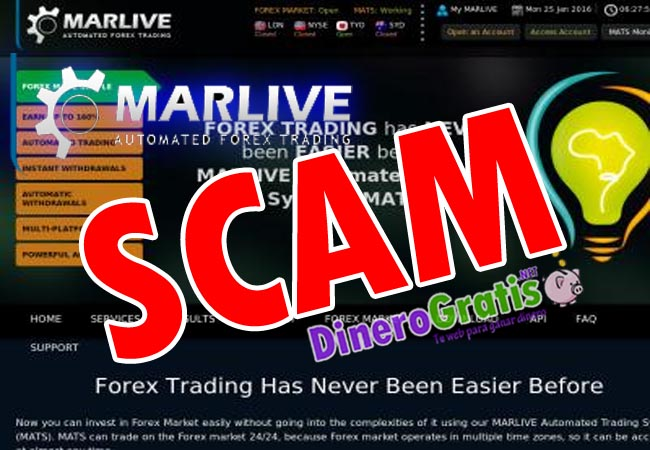 marlive scam