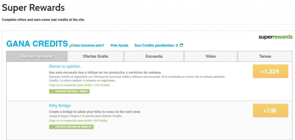 mycashtube credits offers