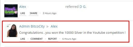 bitcocity ganador concurso