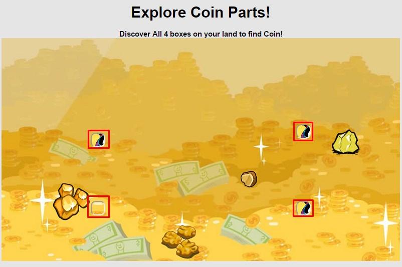 donaldcoin explore coins