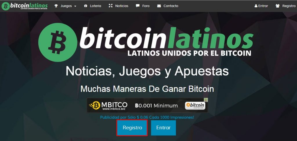 bitcoinlatinos registro