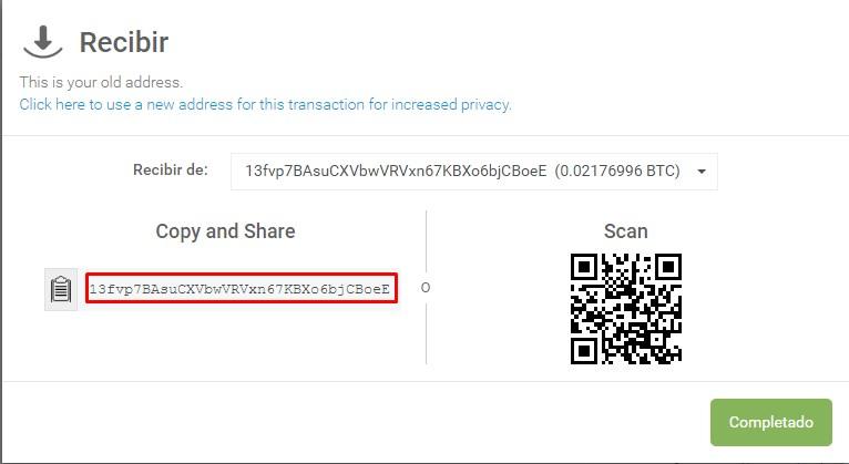 blockchain ver mi direccion-bitcoin