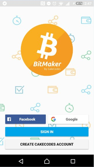 bitmaker iniciar sesion