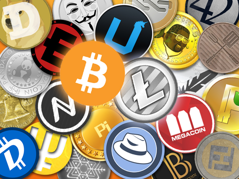 Ganar Bitcoin, ethereum y criptomonedas