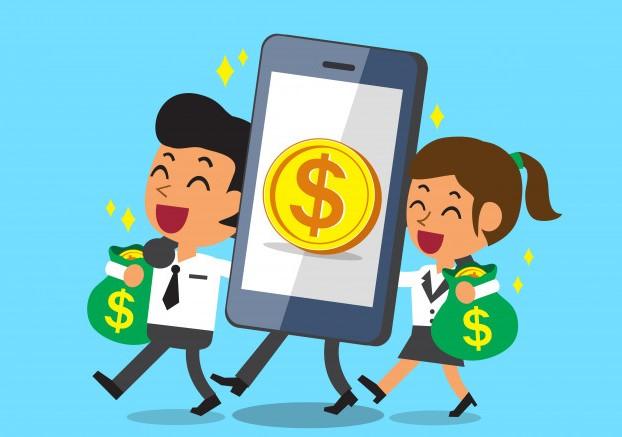 En verdad se puede ganar dinero con app gratis