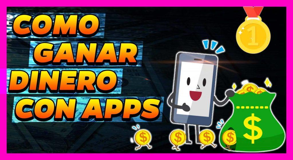 ganar dinero con apps