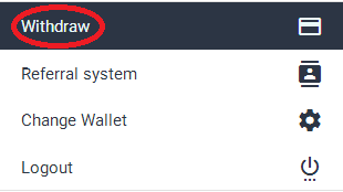 Como Retirar en AdBTC